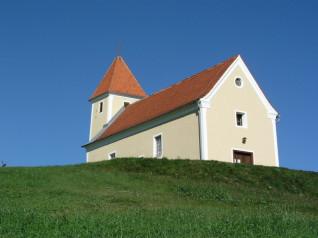 Mesnerhäusl Kirche St Pankrazen